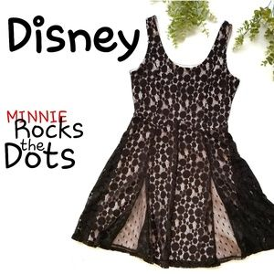 DISNEY Minnie Rocks The Dots dress, medium